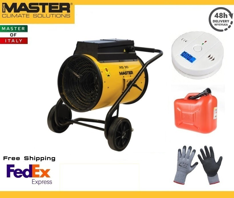 elektrische master rs 40 heizung elektrolufterhizer tytu sklepu zmienisz w dziale. Black Bedroom Furniture Sets. Home Design Ideas